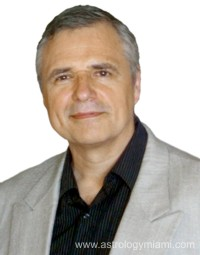 Astrologer Roman Oleh Yaworsky is available for sessions in the Miami and South FLorida area